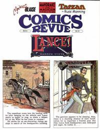 Cover Thumbnail for Comics Revue (Manuscript Press, 1985 series) #233