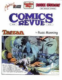 Cover Thumbnail for Comics Revue (Manuscript Press, 1985 series) #236