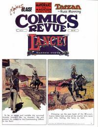 Cover Thumbnail for Comics Revue (Manuscript Press, 1985 series) #237