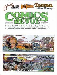 Cover Thumbnail for Comics Revue (Manuscript Press, 1985 series) #238