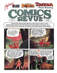 Cover Thumbnail for Comics Revue (Manuscript Press, 1985 series) #242