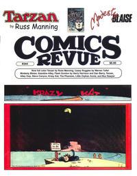 Cover Thumbnail for Comics Revue (Manuscript Press, 1985 series) #244