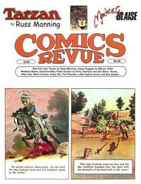 Cover Thumbnail for Comics Revue (Manuscript Press, 1985 series) #245