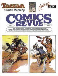 Cover for Comics Revue (Manuscript Press, 1985 series) #247