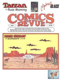 Cover Thumbnail for Comics Revue (Manuscript Press, 1985 series) #248