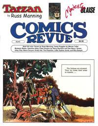 Cover for Comics Revue (Manuscript Press, 1985 series) #249