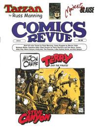 Cover for Comics Revue (Manuscript Press, 1985 series) #252