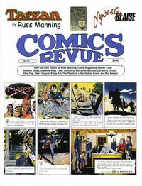 Cover Thumbnail for Comics Revue (Manuscript Press, 1985 series) #253