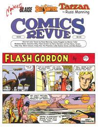 Cover Thumbnail for Comics Revue (Manuscript Press, 1985 series) #256