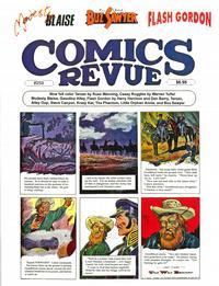 Cover for Comics Revue (Manuscript Press, 1985 series) #259