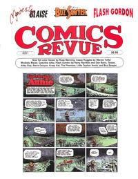 Cover Thumbnail for Comics Revue (Manuscript Press, 1985 series) #261