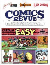 Cover for Comics Revue (Manuscript Press, 1985 series) #263