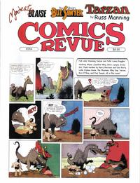 Cover for Comics Revue (Manuscript Press, 1985 series) #264