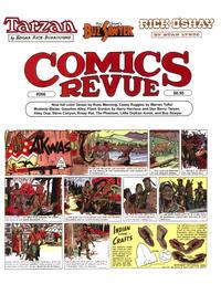 Cover Thumbnail for Comics Revue (Manuscript Press, 1985 series) #266