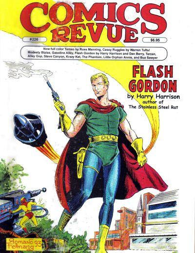 Cover for Comics Revue (Manuscript Press, 1985 series) #226