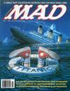 Cover for Svenska Mad (Atlantic Förlags AB, 1997 series) #5/1998