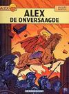 Cover for Alex (Casterman, 1968 series) #1 - De onversaagde