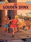 Cover for Alex (Casterman, 1968 series) #2 - De gouden sfinx