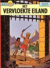 Cover for Alex (Casterman, 1968 series) #[3] - Het vervloekte eiland