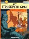 Cover for Alex (Casterman, 1968 series) #8 - Het Etruskische graf