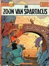 Cover for Alex (Casterman, 1968 series) #[12] - De zoon van Spartacus