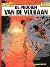 Cover for Alex (Casterman, 1968 series) #14 - De prooien van de vulkaan