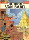 Cover for Alex (Casterman, 1968 series) #16 - De toren van Babel