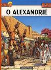 Cover for Alex (Casterman, 1968 series) #20 - O Alexandrië