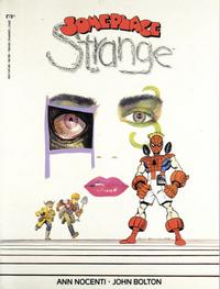 Cover Thumbnail for Someplace Strange (Marvel, 1988 series)