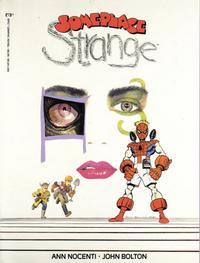 Cover Thumbnail for Someplace Strange (Marvel, 1988 series)