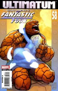 Cover Thumbnail for Ultimate Fantastic Four (Marvel, 2004 series) #58