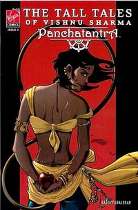 Cover Thumbnail for The Tall Tales of Vishnu Sharma: Panchatantra (Virgin, 2007 series) #3