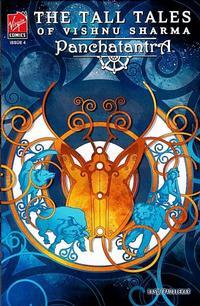 Cover Thumbnail for The Tall Tales of Vishnu Sharma: Panchatantra (Virgin, 2007 series) #4