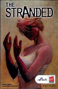 Cover Thumbnail for The Stranded (Virgin, 2007 series) #5