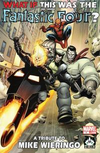 Cover Thumbnail for Hero Initiative: Mike Wieringo Book (Marvel, 2008 series) #1