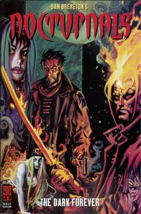 Cover for Nocturnals: The Dark Forever (Oni Press, 2001 series) #2
