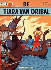 Cover Thumbnail for Alex (Casterman, 1968 series) #4 - De tiara van Oribal