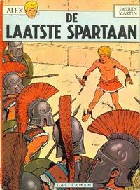 Cover for Alex (Casterman, 1968 series) #7 - De laatste Spartaan
