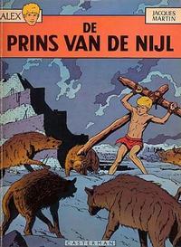 Cover Thumbnail for Alex (Casterman, 1968 series) #11 - De prins van de Nijl
