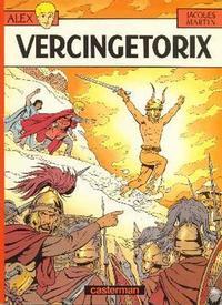 Cover Thumbnail for Alex (Casterman, 1968 series) #18 - Vercingetorix