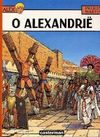 Cover Thumbnail for Alex (Casterman, 1968 series) #20 - O Alexandrië