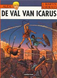 Cover Thumbnail for Alex (Casterman, 1968 series) #22 - De val van Icarus