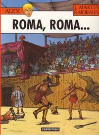 Cover Thumbnail for Alex (Casterman, 1968 series) #24 - Roma, Roma...