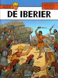 Cover Thumbnail for Alex (Casterman, 1968 series) #26 - De Iberier
