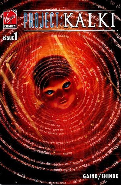 Cover for Project Kalki (Virgin, 2008 series) #1