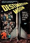 Cover for Destination Moon (Fawcett, 1950 series) #[nn]