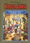 Cover for Kalle Anka - ett urval serier av Carl Barks [guldbok] (Richters Förlag AB, 1985 series) #8