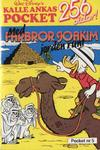 Cover for Kalle Ankas pocket (Richters Förlag AB, 1985 series) #5 - Med Farbror Joakim jorden runt