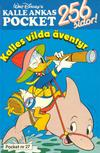 Cover for Kalle Ankas pocket (Richters Förlag AB, 1985 series) #27 - Kalles vilda äventyr
