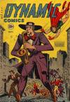 Cover for Dynamic Comics (Superior Publishers Limited, 1947 series) #22